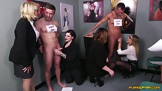 Intense predilection for these compel ought to matures via hot office XXX amulet