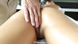 HD PornPros - Compilation chicks get there pain in the neck fucked and slobbered atop