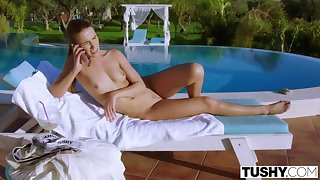 DreamGirl Alexis Crystal Nuisance Pool Party w Masseuse