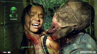 HORRORPORN Zombie - Strike: A difficulty Final Instalment 2