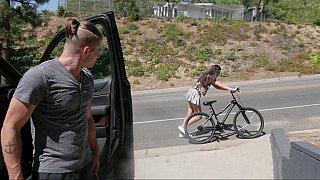 Nub plug biker
